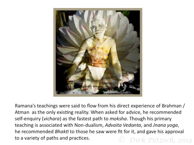 advaita maharshi