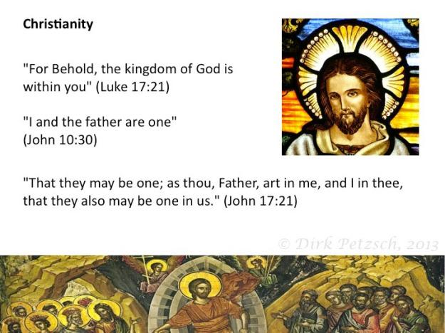 non-duaity christianism
