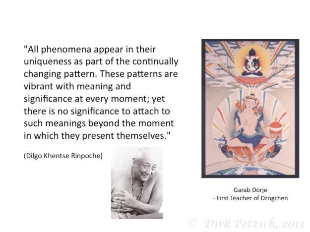 non-dualism dzogchen