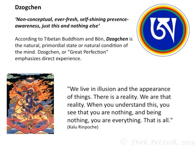 non-duality dzogchen