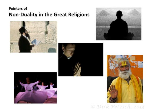 non-duality in religions