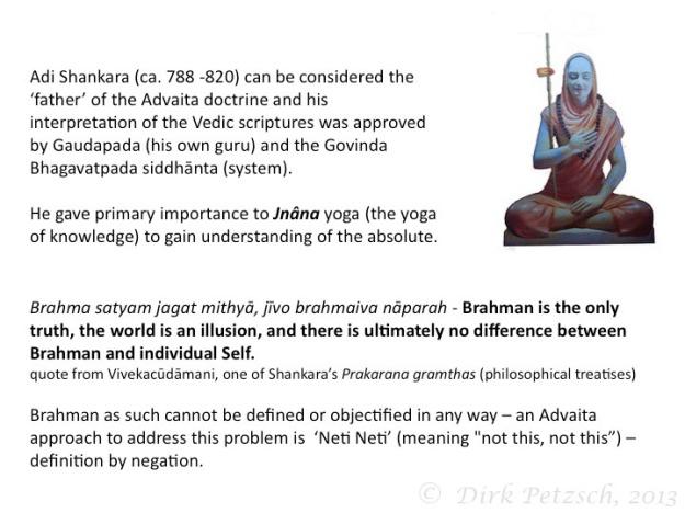non-duality shankara