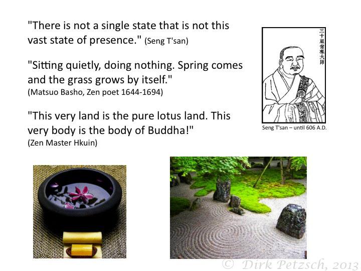 Advaita, Zen, Dzogchen and Taoism | Non-Duality - Applied