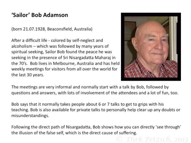 Sailor Bob Adamson
